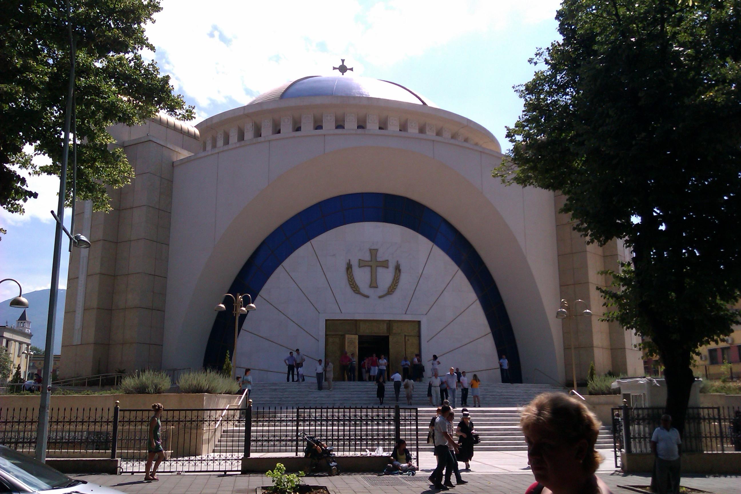 Католическата църква в Тирана