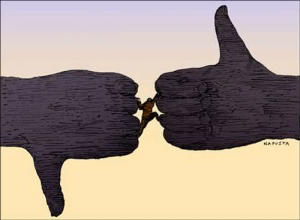 Как да се справите с критиката