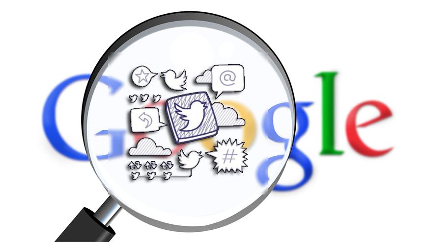 Туитове в реално време в Google SERP