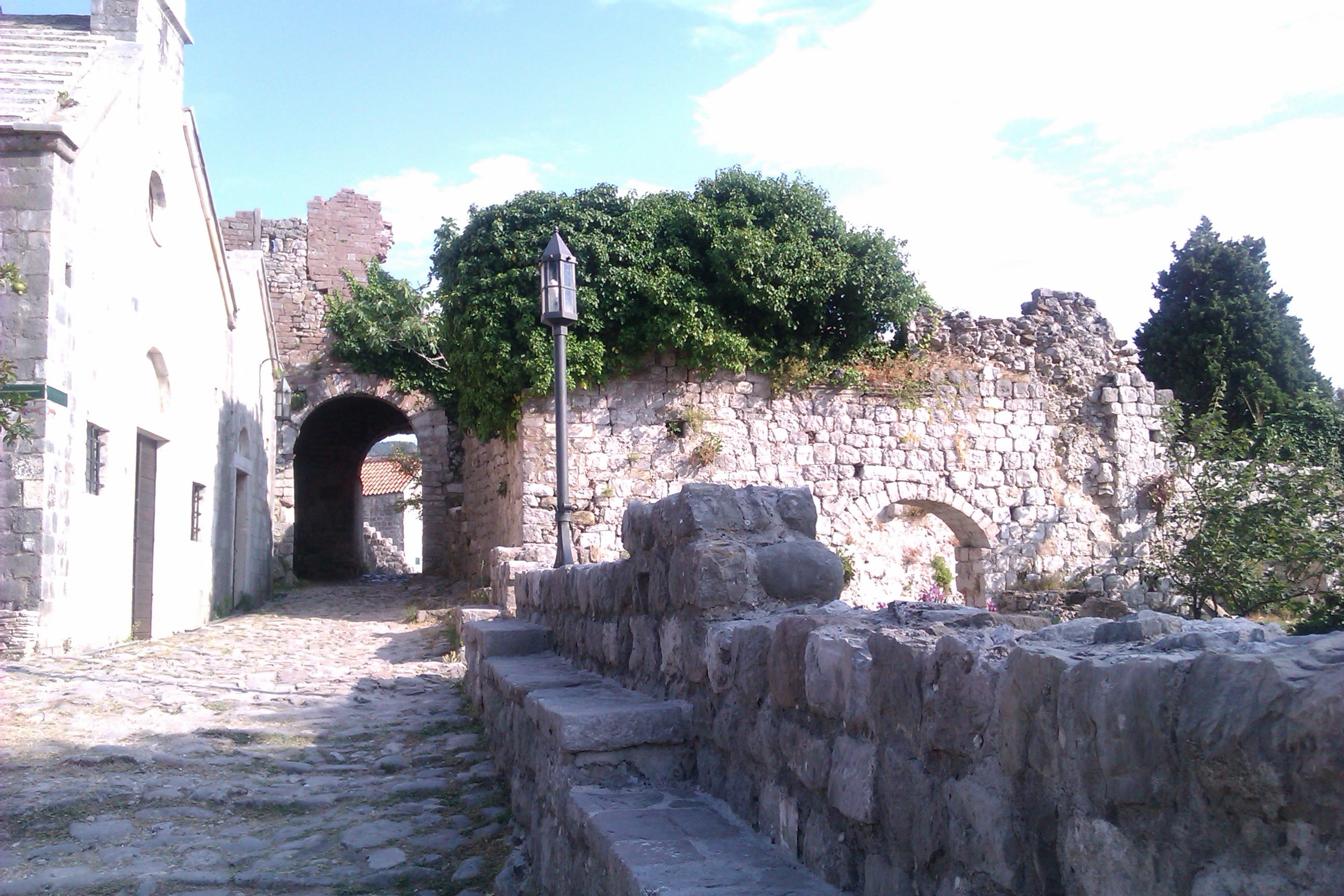 Крепостта в Бар